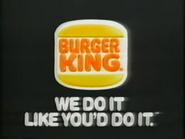 Burger King The Big Cheese TVC - 5-15-1988 - 2