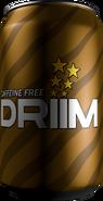 Caffeine Free Driim Can 1991