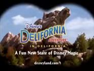 Disney's Delifornia Adventure TVC 2001