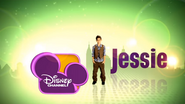 Disney Channel post break bumper - Agora Jessie - 2011