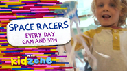 TVNE Kidzone promo - Space Racers - 2015