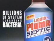 Liquid Plumr Septic URA TVC 1995