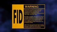 UEHV 1997 FID screen - DVD