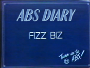 ABS English slide - Fizz Biz - 1986