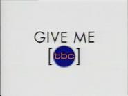 TBC promo - Give Me TBC - 1996
