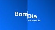 Bom Dia Matamá do Sul titlecard 2015