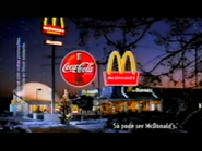 McDonald's and Coca-Cola MS TVC - Christmas 2002