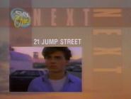 Sky One - Next - 21 Jump Street - 1989