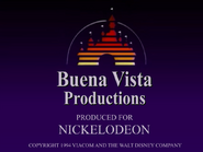 Buena Vista for Nickelodeon endcap 1