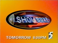 CH5 promo - Showbuzz - 1997