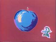 A2 blue apple end of break id