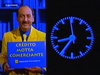 Banco Motta & Azorita clock 1996