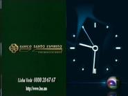 EI - Banco Santo Espirito clock 1997
