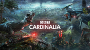 GRT Cardinalia ident 2018 (JW Evolution chaos)