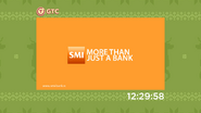 GTC 2018 Holiday network clock (SMI Bank)