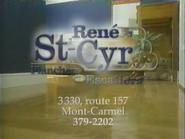Rene St-Cyr TVC 2006 Quillec