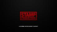 Stamp Productions logo 2015 byline