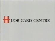 CH5 sponsor billboard - UOB - 1996