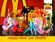 McDonald's Happy Meal TVC 2000