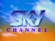 Sky Channel orange blue ID