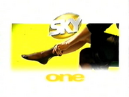 Sky One ID - Stockings - 1997