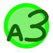 A3 Green 2016
