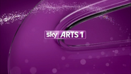 Sky Arts 1 breakbumper Christmas 2014