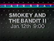 4TV promo - Smokey and the Bandit II