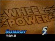 CH5 promo - Wheel Power - 1996