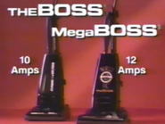 Eureka Victory Boss and Mega Boss URA TVC 1995