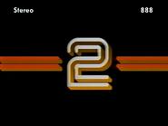 GRT TWO Star Trek Night ID - 1979 Stripes Ident (1993)