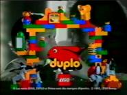 Lego Duplo Roterlaine TVC 1996