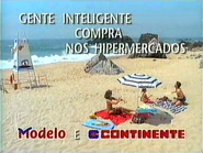 Modelo and Continente MS TVC 1996 - 2