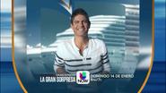 Univision promo - La Gran Sorpresa - 2017