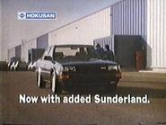Hokusan AS TVC 1987