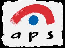 APS 1990s logo