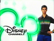 Disney Channel ID - Michael D'Ascenzo from Naturally Sadie (2005)