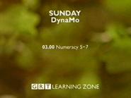 GRT2 Learning Zone Sunday Dynamo lineup 1997