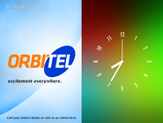 MBS - Orbitel clock 2002