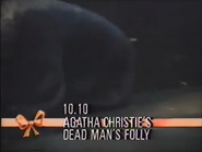 Centric promo - Dead Man's Folly - Christmas Day 1986