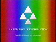 Antarsica Isles Production endboard 1989 alt