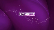 Sky Arts 1 breakbumper Christmas 2011