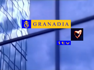 Granadia ITV 1998 ID