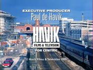 Havik Centric endboard 1992