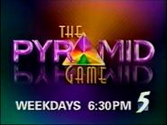 C5 promo - The Pyramid Game - 1997