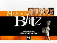 Four Network promo - TV Week Logie Awards - Backyard Blitz - 2006