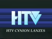 HTV Cynion Lanzes 1993 ITV ID Start