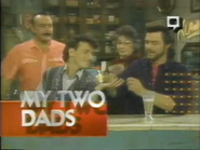 NBC promo - My Two Dads - 1-29-1989