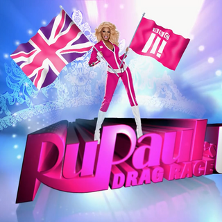 RPDR UK Title Card