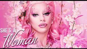 Miz Cracker - She's a Woman (Official Music Video) - YouTube